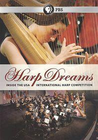 Harp Dreams - (Region 1 Import DVD)