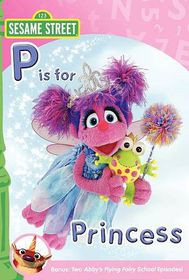 Abby and Friends:P is for Princess - (Region 1 Import DVD)