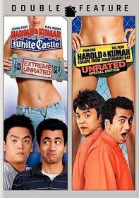 Harold & Kumar White Castle/Guantanam - (Region 1 Import DVD)
