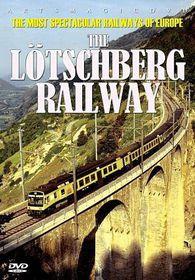 Lotschberg Railway - (Region 1 Import DVD)