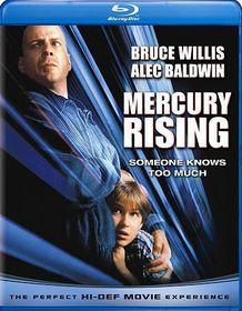 Mercury Rising - (Region A Import Blu-ray Disc)