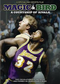 Magic & Bird:Courtship of Rivals - (Region 1 Import DVD)