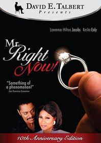 Mr. Right Now - (Region 1 Import DVD)