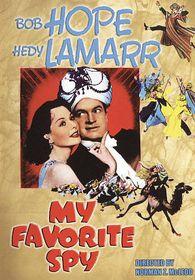 My Favorite Spy - (Region 1 Import DVD)