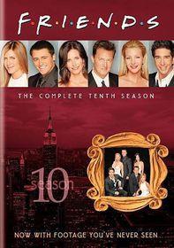 Friends:Complete Tenth Season - (Region 1 Import DVD)