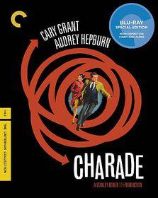 Charade - (Region A Import Blu-ray Disc)