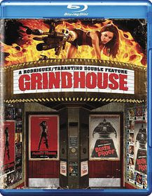 Grindhouse (Special Edition) - (Region A Import Blu-ray Disc)