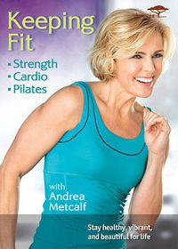 Keeping Fit:Strength Cardio Pilates - (Region 1 Import DVD)