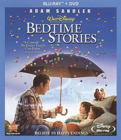Bedtime Stories - (Region A Import Blu-ray Disc)