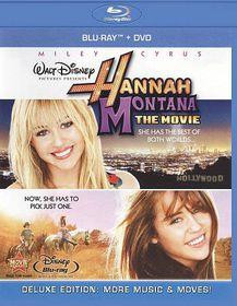 Hannah Montana:Movie - (Region A Import Blu-ray Disc)