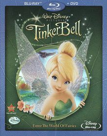 Tinker Bell - (Region A Import Blu-ray Disc)
