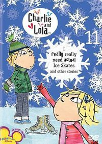 Charlie and Lola:V11 I Really Need/Ic - (Region 1 Import DVD)