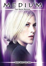 Medium:Sixth Season - (Region 1 Import DVD)