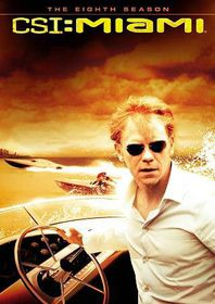 CSI Miami - the Complete Eighth Season - (Region 1 Import DVD)