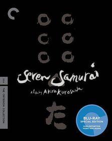 Seven Samurai - (Region A Import Blu-ray Disc)