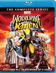 Wolverine and the X Men:Complete Seri - (Region A Import Blu-ray Disc)