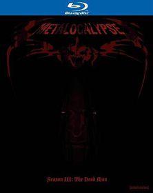 Metalocalypse:Season 3 - (Region A Import Blu-ray Disc)