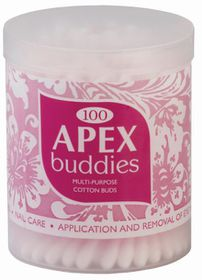 Apex Buddies Pink 100'S
