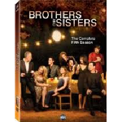 Brothers & Sisters Season 5 (DVD)