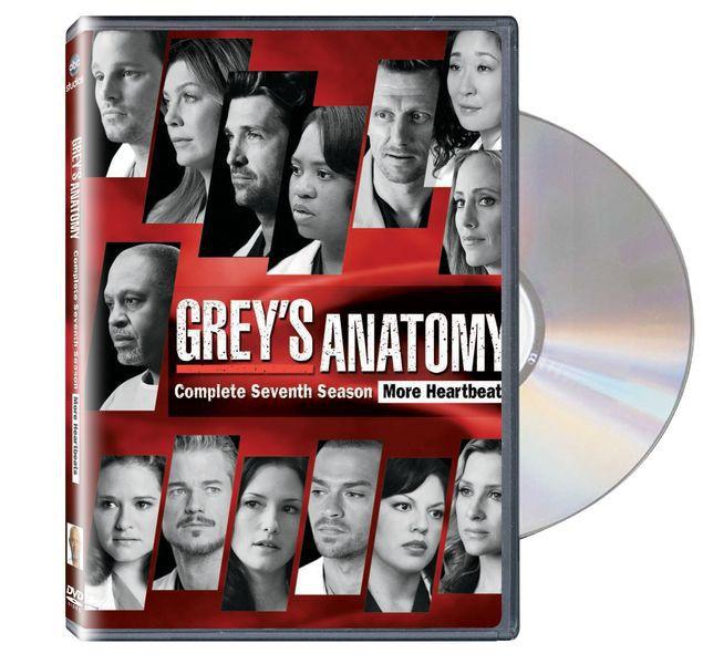 Greys Anatomy Complete Season 7 Dvd Buy Online In South Africa