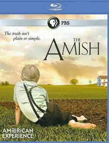 American Experience:Amish - (Region A Import Blu-ray Disc)