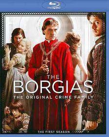Borgias:First Season - (Region A Import Blu-ray Disc)