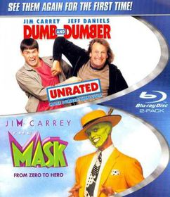 Mask/Dumb and Dumber - (Region A Import Blu-ray Disc)