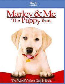 Marley & Me:Puppy Years - (Region A Import Blu-ray Disc)
