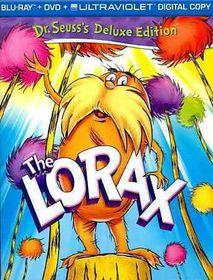 Lorax - (Region A Import Blu-ray Disc)