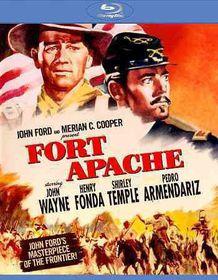 Fort Apache - (Region A Import Blu-ray Disc)