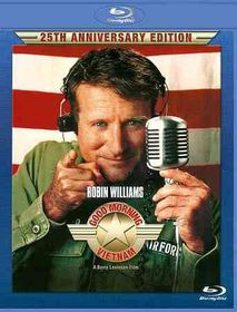 Good Morning Vietnam 25th Ann Ed - (Region A Import Blu-ray Disc)