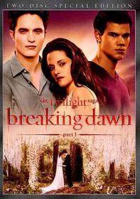 Twilight Saga:Breaking Dawn Part 1 Se - (Region 1 Import DVD)