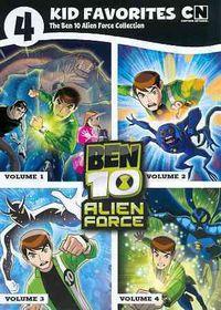 4 Kid Favorites:Ben 10 Alien Force - (Region 1 Import DVD)