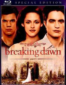 Twilight Saga:Breaking Dawn Part 1 Se - (Region A Import Blu-ray Disc)