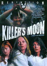 Killer's Moon - (Region 1 Import DVD)