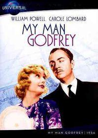 My Man Godfrey - (Region 1 Import DVD)