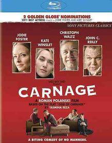 Carnage - (Region A Import Blu-ray Disc)