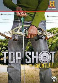 Top Shot:Gauntlet Season 3 - (Region 1 Import DVD)