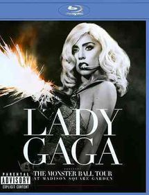 Lady Gaga Presents the Monster Ball T - (Region A Import Blu-ray Disc)
