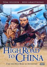High Road to China - (Region 1 Import DVD)