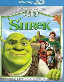 Shrek 3d - (Region A Import Blu-ray Disc)