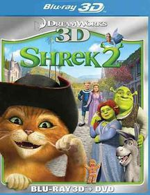 Shrek 2 - (Region A Import Blu-ray Disc)