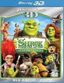 Shrek Forever After 3d - (Region A Import Blu-ray Disc)
