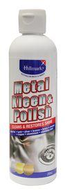 Hillmark - 250ml Metal Kleen and Polish
