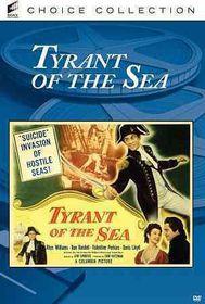 Tyrant of The Sea - (Region 1 Import DVD)