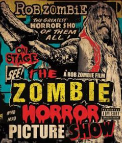 Zombie Horror Picture Show - (Region 1 Import DVD)
