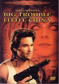 Big Trouble in Little China - (DVD)