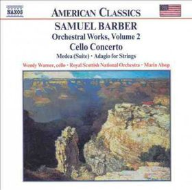 Cello Concerto, Medea Adagio - Various Artists (CD)