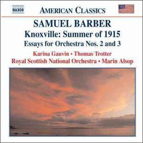 Royal Scottish National Orchestra - Knoxville: Summer Of 1915 (CD)
