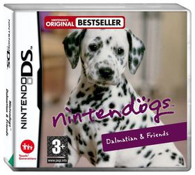 Nintendogs-Dalmation & Friends - (NDS)